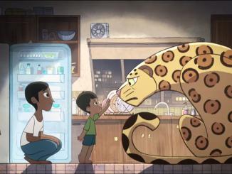 Monster, un corto de animación de Greenpeace para senvilizar sobre la deforestación de los bosques y la demanda de carne
