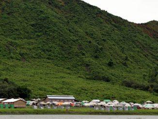 Myanmar asentamiento