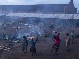 RDC Ituri violencia infancia
