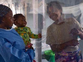 Ébola RDCongo vacunas