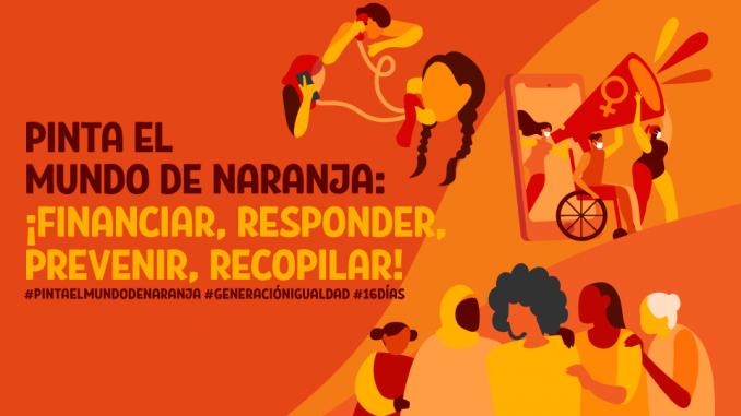 16 Días de activismo contra la violencia de género