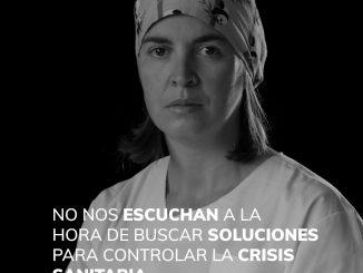 Testimonio doctora sanidad España