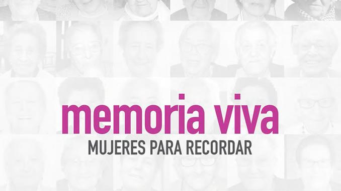 """""""Memoria Viva. Mujeres para recordar"""" 23 mujeres extremeñas ejemplos para la sociedad"""