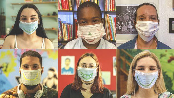 Recuperar Sonrisas Educacion campaña