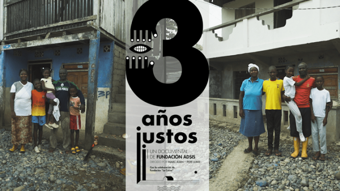 "comercio justo, documental ""3 años"""