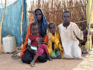 Refugiados Chad