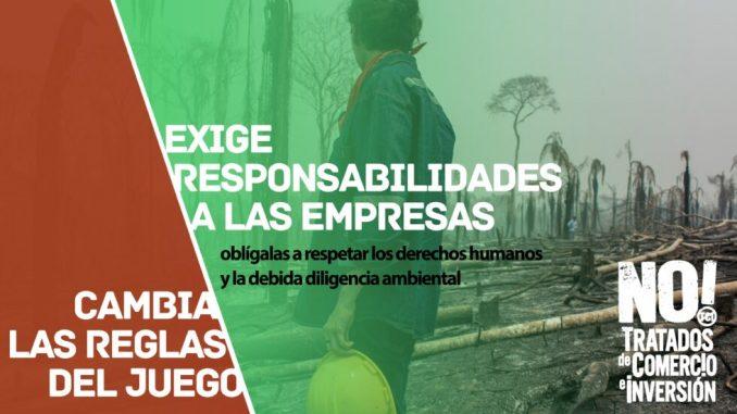 UE Debida Diligencia empresas respeto derechos humanos y medioambiente