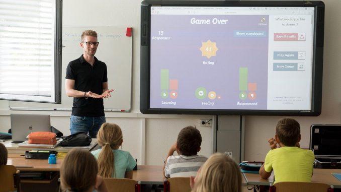 Profesor educación