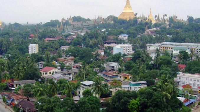 Myanmar violencia