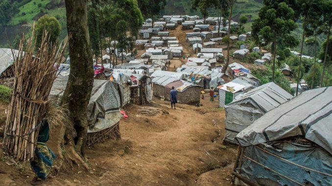 República Democrática del Congo Violencia