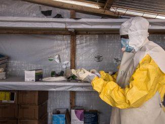 Nuevo brote ébola en Guinea