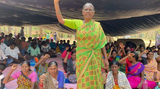 Shanti, de la tribu Jenu Kuruba