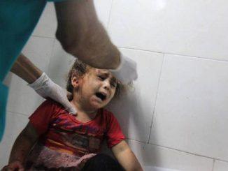 Violencia Israel en Gaza