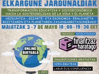 finanzas éticas Finantzaz Haratago
