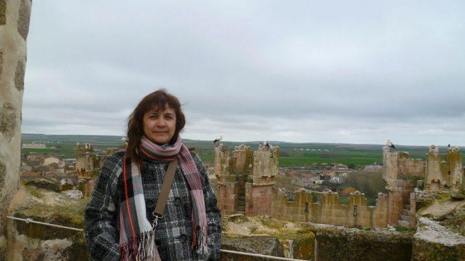 Juana Ruiz Sanchez detenida en Israel