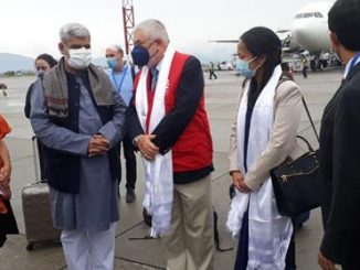 Nepal Ayuda Humanitaria española
