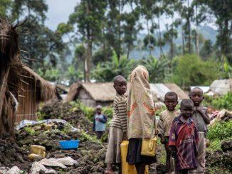 La República Democrática del Congo la crisis más olvidadaNRC