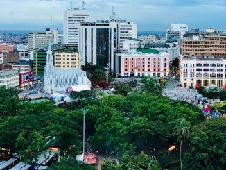 Colombia, ciudad Cali
