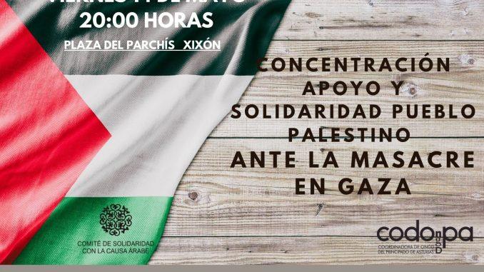 CODOPA ataques Israel contra Palestina