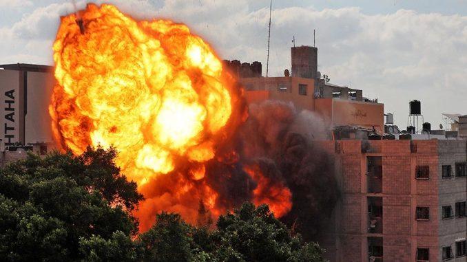 Israel violencia en Gaza y Palestina