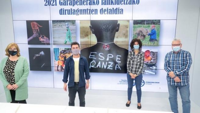 Convocatoria subvenciones en Gipuzkoa cooperacion al desarrollo