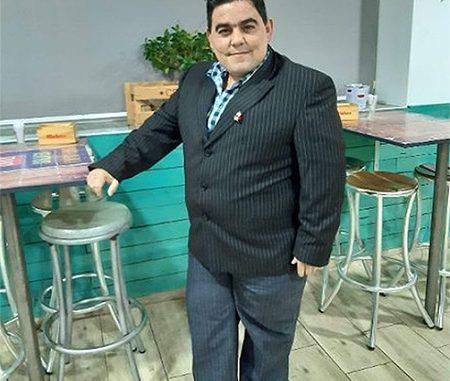 Extremeños extraordinarios Marco Antonio Garcia