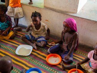 Mozambique crisis de refugiados