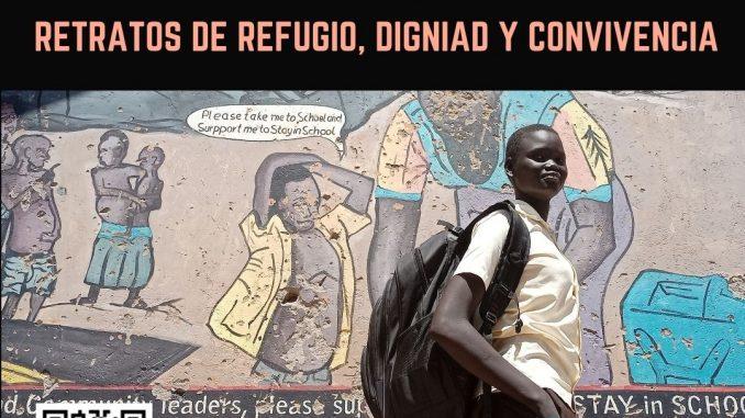 'Adjumani: retratos de refugio, dignidad y convivencia'