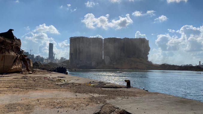 Beirut año después de la explosión