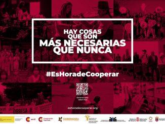 Campaña es #EsHoraDeCooperar